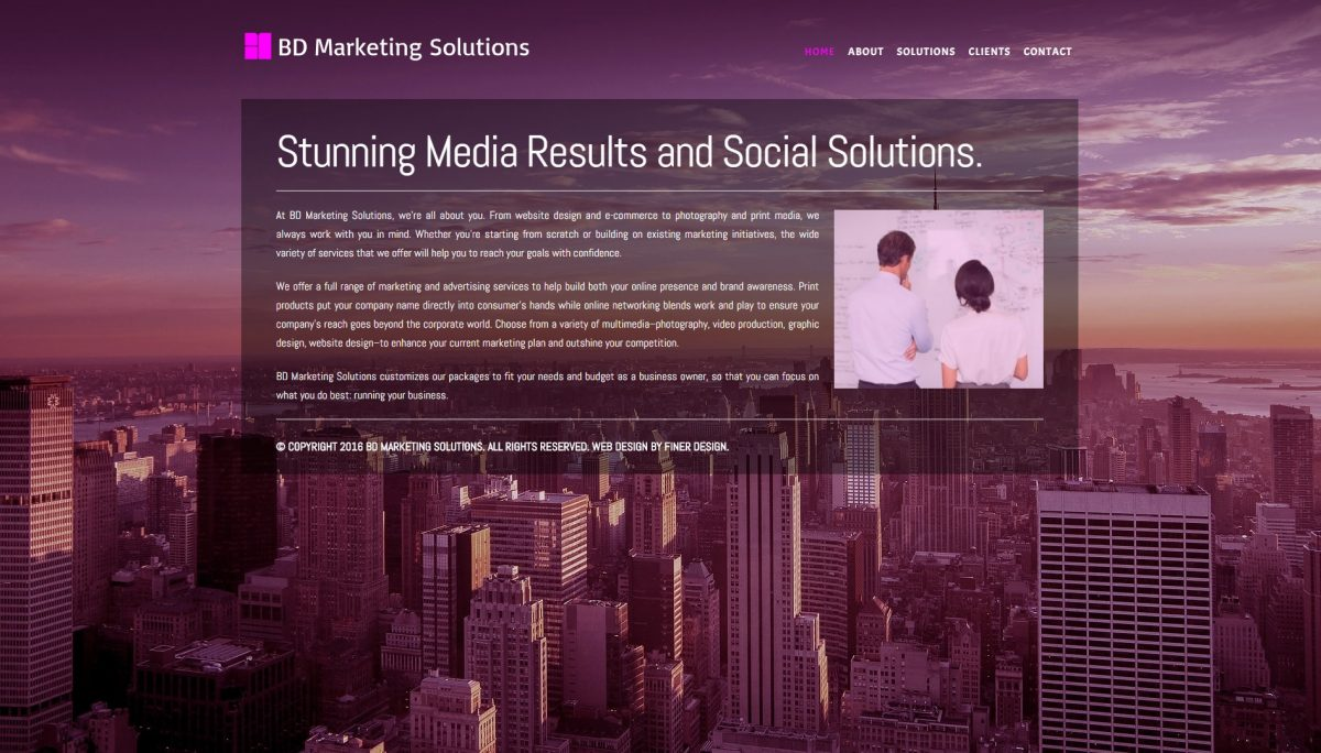 website-design-bd-marketing-solutions
